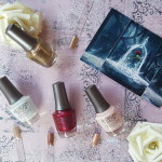 Morgan Taylor Beauty and The Beast- Review and Swatches