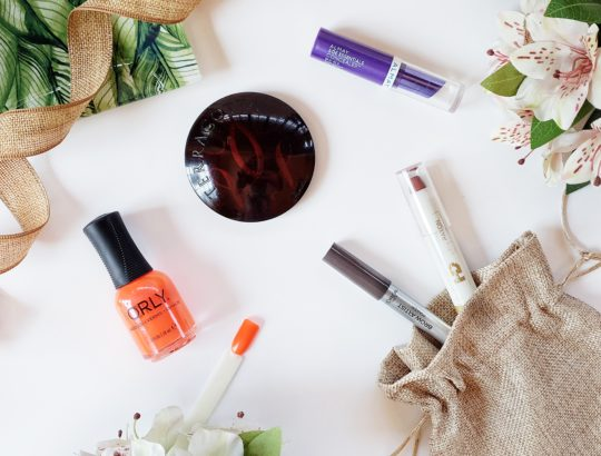 August/September Beauty Favourites