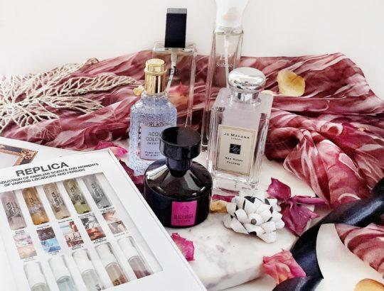 Christmas Gift Guide Fragrance