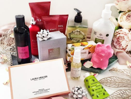 Bath and Body Gift Guide